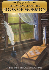 Miracle Of Book Of Mormon (DVD)*