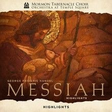 Mormon Tabernacle Choir: Handel's Messiah Highlights (Music CD)*