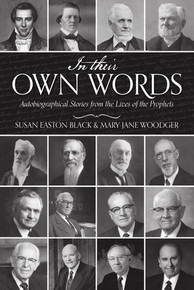 In Their Own Words Autobiographical Stories from the Lives of the Prophets (Book on CD) *