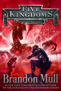 Five Kingdoms Vol 3:  Crystal Keepers (Paperback) *