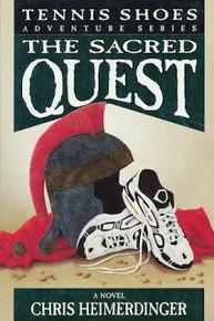 Tennis Shoes Adventure Series, Vol. 5: The Sacred Quest (Paperback) *