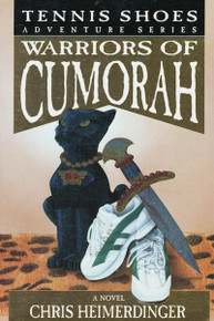 Tennis Shoes Adventure Series, Vol. 8: The Warriors of Cumorah (Paperback) *