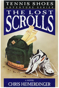 Tennis Shoes Adventure Series, Vol. 6: The Lost Scrolls (Paperback) *