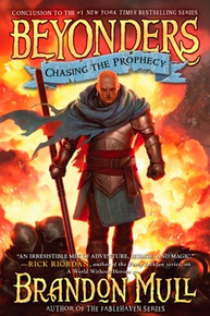 Beyonders Vol. 3:  Chasing the Prophecy (Paperback) *