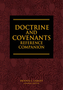 Doctrine and Covenants Reference Companion (Hardcover) *