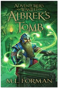 Adventurers Wanted Vol 3: Albrek's Tomb (Paperback) *