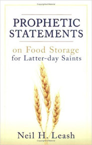 Prophetic Statements on Food Storage (Paperback) *