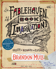 Fablehaven Book of Imagination (Paperback) *