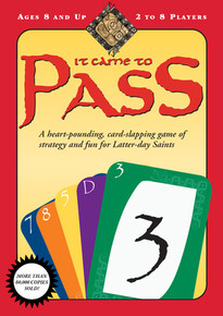 It Came to Pass (Game) * Staff Favorite
