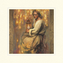 Illumination 11x14 mat by Annie Henrie Nader .  Mats may vary *