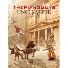 The Piano Guys:  Uncharted  (Music CD)*