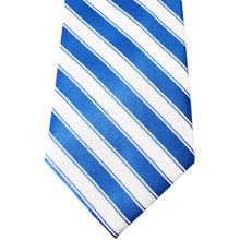 Youth Blue & White CTR Tie *