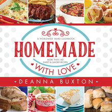 Homemade with Love Cookbook (Hardcover) *
