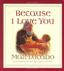 Because I Love You (Board Book) *