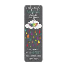 Baptism Rainbow Necklace & Bookmark Set *