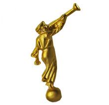 Angel Moroni Gold Pin *