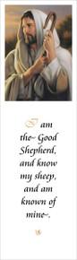 The Good Shepherd bookmark *