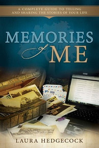 Memories of Me: A Complete Guide to Telling and Sharing the Stories of Your Life - Paperback *