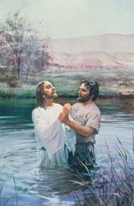 Baptism Program John Baptizes Jesus, 50 Count *