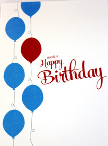 Have A Happy Birthday (Greeting Card)*