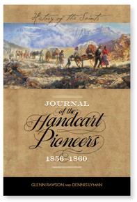 Journal of the Handcart Pioneers, 1856-1860 (Paperback) *
