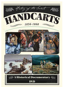 Handcarts, 1856-1860 A Historical Documentary (DVD) *