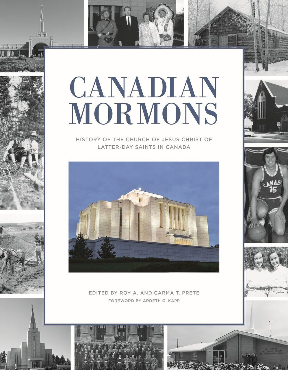 Canadian Mormons History Of The Church Jesus Christ Latter