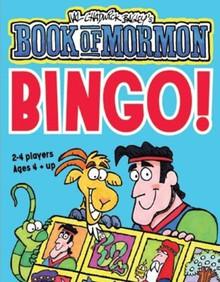 Book of Mormon Bingo (Game) *