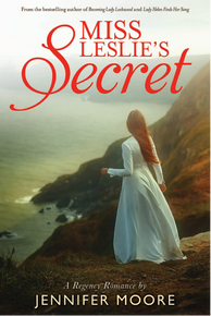 Miss Leslie's Secret (Book on Cd) *
