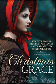 Christmas Grace- A Regency Christmas Collection (Paperback) *