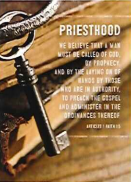 Congratulations On Your Priesthood Ordination- Greeting Card *