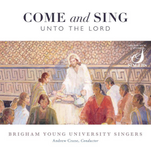 Come And Sing Unto The Lord (Music CD) *