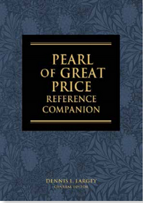 Pearl Of Great Price Reference Companion (Hardcover) *