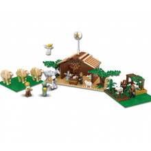 Nativity Brick Set *