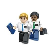 Elder Missionaries Brick Set *