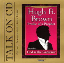 Profile of a Prophet/God Is The Gardener (Talk on CD) *