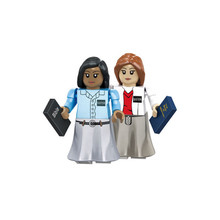 Sister Missionaries Brick Set *