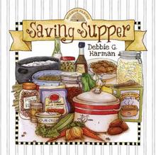 Saving Supper (Cook Book) *