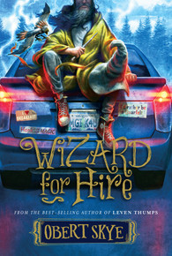 Wizard for Hire (Hardcover) *