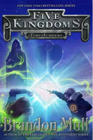 Five Kingdoms Vol 5: Time Jumpers (Hardback) *