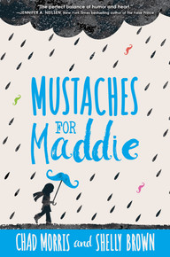 Mustaches for Maddie (Paperback)