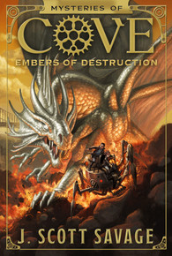 Mysteries of Cove Vol. 3: Embers of Destruction (Paperback) *