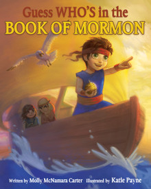 Guess Who's in the Book of Mormon? (Hardback) *