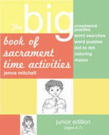 Big Book of Sacrament Time Activities: Junior Edition (Paperback) *