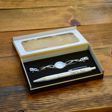 Sister Missionary Gift Set With Pen And Watch