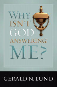 Why Isn't God Answering Me (Hardcover)*