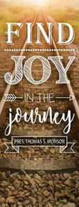 Bookmark Find Joy in the Journey *