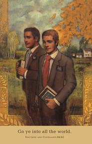 Elder Missionary Program Cover (100-Pack) *
