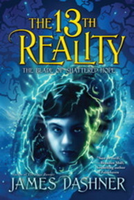 The 13th Reality, Vol. 3: The Blade of Shattered Hope (Paperback) *