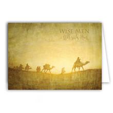 "Joseph Brickley "" Caravan in the Desert""  Christmas Note Card Box Set (20 cards)"